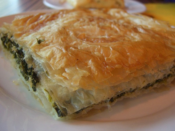 Easter spinach pie, ©avlxyz/Flickr