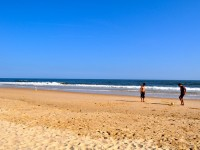 Beaches in the Algarve region