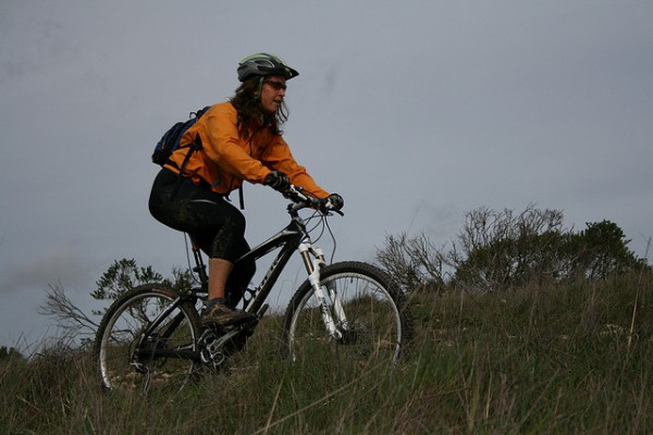 Mountain Biking, ©Richard Masoner/Cyclelicious/Flickr