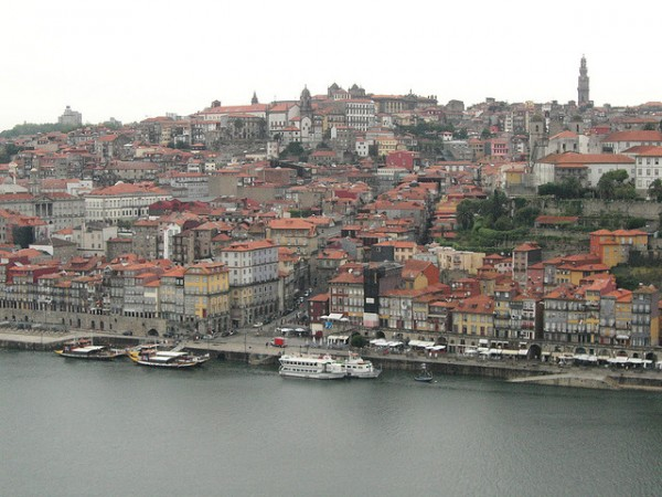 Porto city view, ©rvacapinta/Flickr