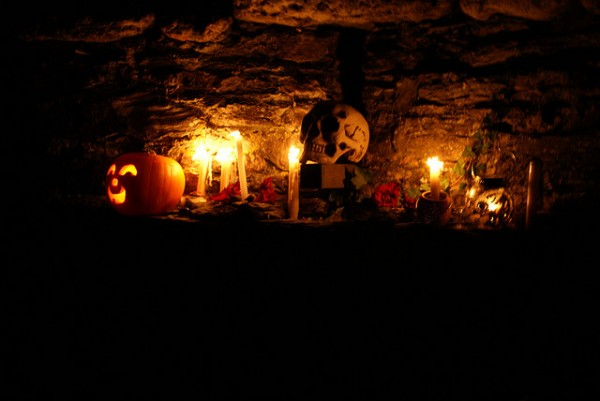 All Saints Day and Halloween in Portugal